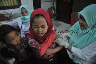 180 ribu anak Palembang belum imunisasi MR