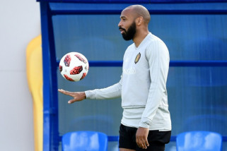 Thierry Henry dilaporkan akan menjadi pelatih Bordeaux