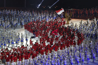 Asian Games - Penutupan Asian Games dimeriahkan deretan artis top