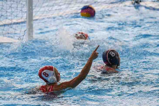 Asian Games (Polo Air) - Putri Indonesia menang 9-8 lawan Hongkong