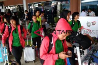Asian Games - Panitia siagakan LRT di Bandara SMB II