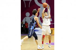 Asian Games (bola basket) - Timnas Korsel terlalu tangguh bagi Indonesia