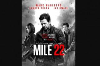 Mau tahu cerita Iko Uwais ditawari main film Mile 22 ?