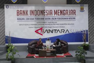 BI kenalkan peran bank sentral kepada siswa