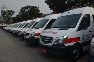 Bengkulu dapat enam mobil ambulans