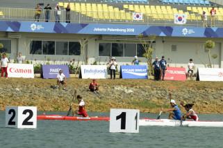 Asian Games (dayung) - Indonesia peroleh perak kelas c1 putri
