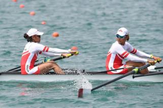 Asian Games (dayung) - Vietnam ungguli Indonesia di kelas w4-r