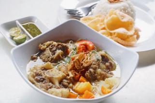 Kuliner nikmat bernuansa taman di Pawon Anggon