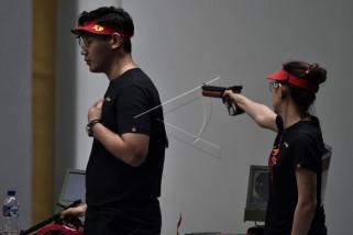 Asian Games (menembak) - Chinese Taipei raih emas pertama