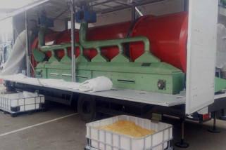 Kementan luncurkan mobil pengering jagung anak bangsa