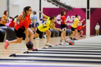 Asian Games (boling) - Syaidatul Afifah total didukung keluarga
