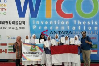 Pelajar Indonesia juara lomba Inovasi Internasional