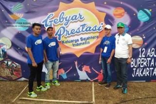 Suku Anak Dalam Muratara terima penghargaan Presiden Jokowi