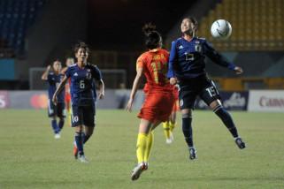 Asian Games - Tim sepak bola putri Jepang raih emas