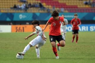 Asian Games (sepak bola) - Putri Jepang tembus final kalahkan Korsel 2-1