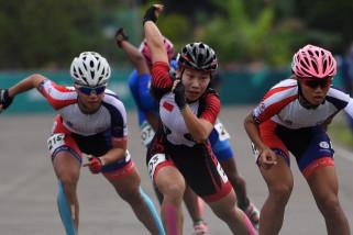 Asian Games  - Chinese Taipei sapu bersih medali emas cabang sepatu roda