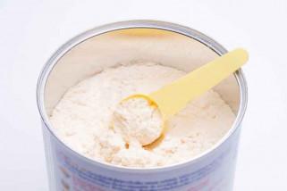 KPAI: Jangan bantu korban gempa susu formula
