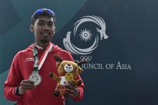 Tera selamatkan Indonesia di cabang menembak Asian Games 2018