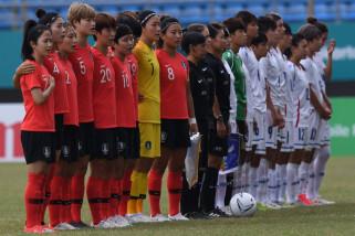 Asian Games  - Tim sepak bola putri Korea Selatan raih perunggu