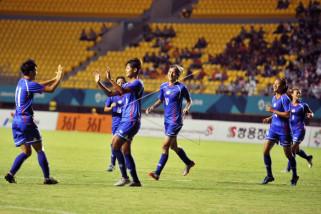Asian Games - Timnas putri Indonesia harus mengakui keunggulan Chinese Taipei