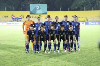 Asian Games - Timnas sepak bola putri Jepang libas Vietnam 7-0