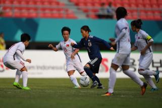 Asian Games (sepak bola) - Tim putri China jumpa jepang di final