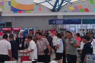 Asian Games - Wapres JK makan siang bersama atlet
