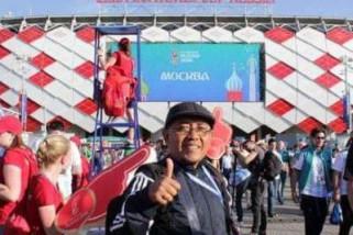 Jurnalis LKBN ANTARA disertakan pilih pemain terbaik FIFA