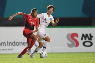 Asian Games - Akhirnya tangis garuda putri itu pecah
