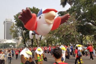 INAPGOC pastikan 512 pertandingan pada 18 cabang Asian Para Games