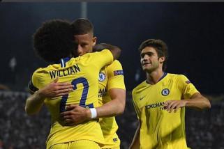Chelsea hanya menang 1-0 atas Paok di Liga Europa