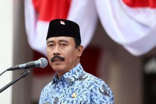 Hadi Prabowo jabat Gubernur Sumsel
