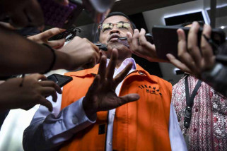 Idrus Marham imbau kader Golkar kembalikan uang ke KPK