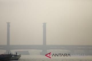 BMKG mencatat Sumatera nihil titik panas