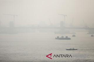 Asap masuk Palembang, Satgas karhutla kekurangan air