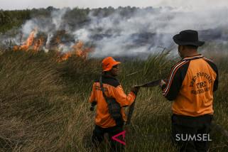 BPBD minta daerah rawan kebakaran lahan tetap siaga