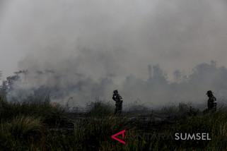 Polda pantau titik api cegah kebakaran hutan