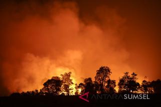 Pembalak liar bakar pondok penjaga hutan bukit Betabuh