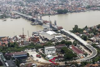 Jembatan musi IV diperkirakan rampung November 2018