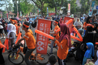 Festival belanja online 9.9 di CFD Kambang Iwak