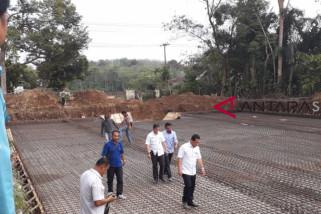 Wali Kota Lubuklinggau cek pembangunan reservoir PDAM