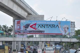 Reklame dukungan Jokowi