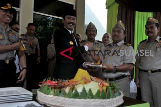 Gubernur Sumsel minta jajarannya sosialisasikan Pemilu 2019