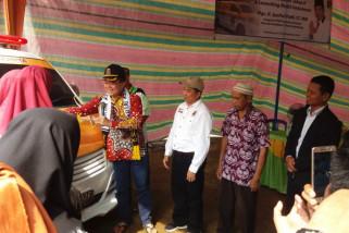Legislator Sumsel bantu ambulans untuk masyarakat Palembang