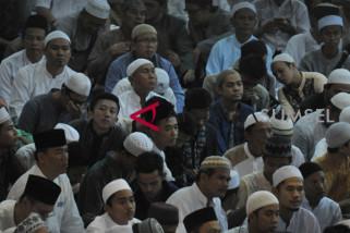 Zikir Akbar warga Kota Palembang sambut Tahun Baru Islam