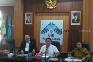 UIN Raden Fatah bahas ekonomi syariah Iran-Indonesia