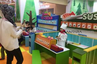 Kidzooona, area bermain anak asal Jepang hadir di Palembang