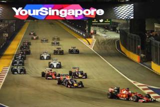 GP Singapura: Ujian tim Mercedes di treknya Ferrari