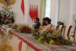 Presiden harapkan peningkatan komitmen alibaba di Indonesia