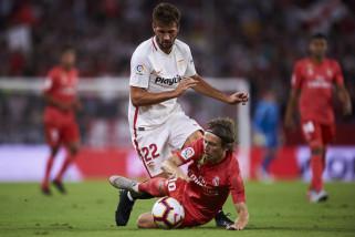 Barca dan Madrid kompak menelan kekalahan